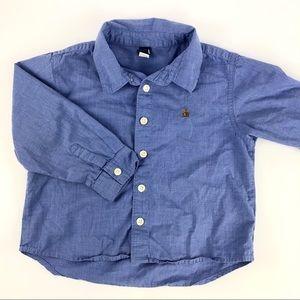 Baby gap button down shirt